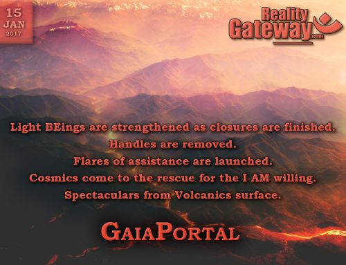 GaiaPortal – Light BEings are strengthened as closures are finished