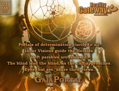 GaiaPortal – Portals of determination clarify to all