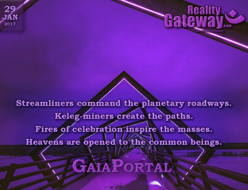 GaiaPortal – Streamliners command the planetary roadways