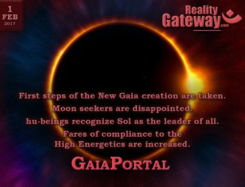 GaiaPortal – First steps of the New Gaia creation are taken